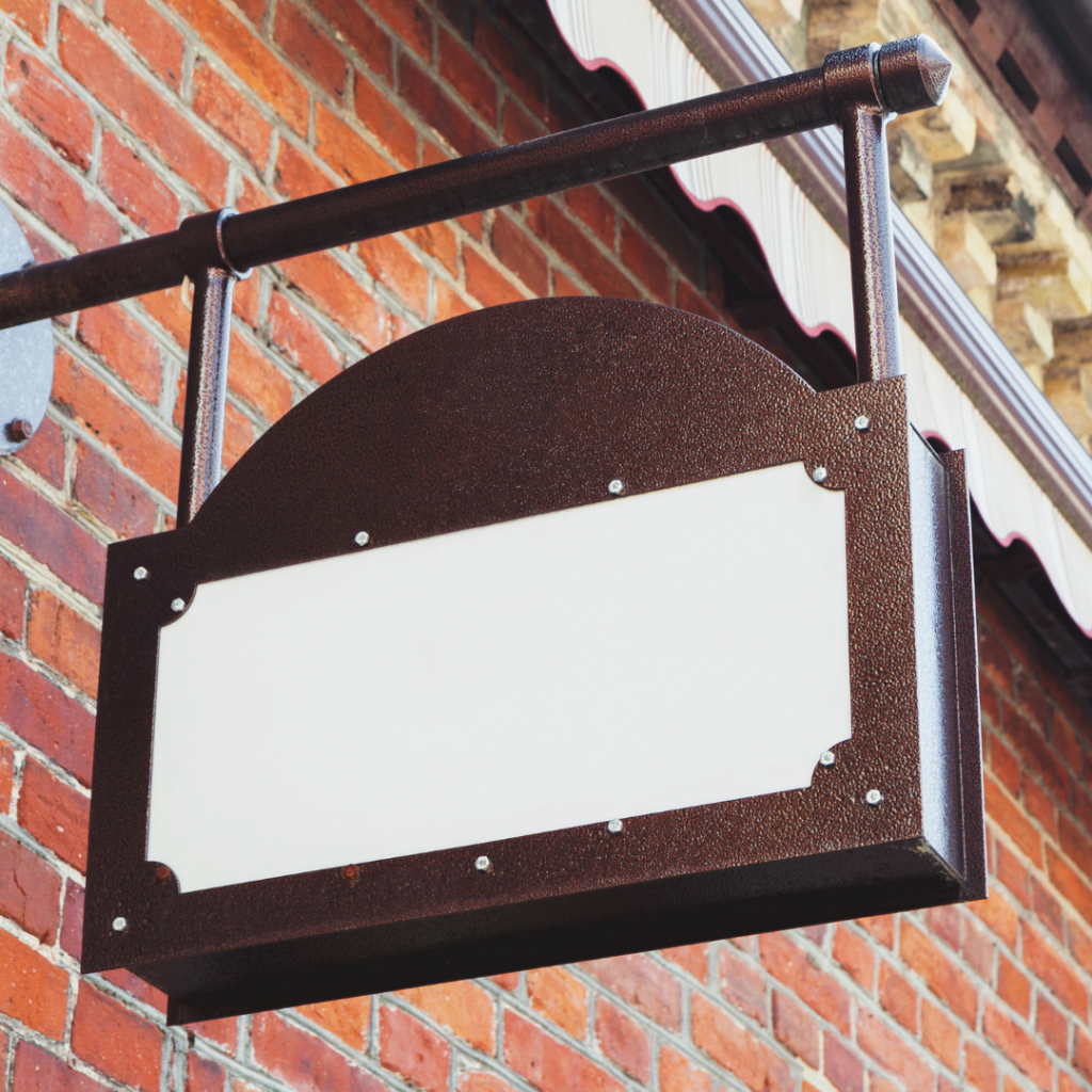 How to Create Signage That Stands Out
